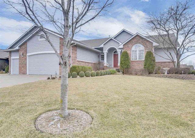 3338 N Wild Rose Ct, Wichita, KS 67205 (MLS #547933) :: On The Move