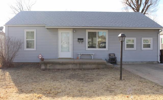 1627 S Fern, Wichita, KS 67213 (MLS #547934) :: On The Move