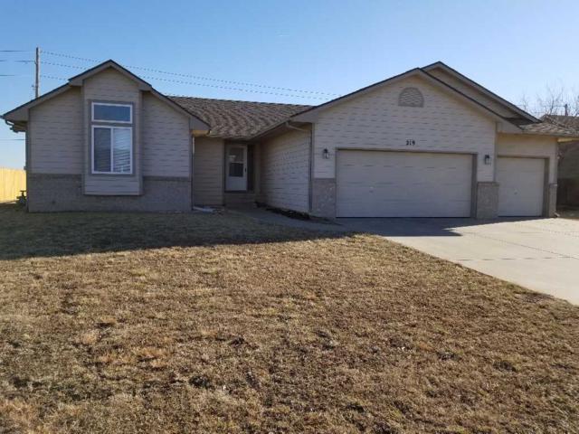219 Wheatridge Dr, Newton, KS 67114 (MLS #547993) :: Select Homes - Team Real Estate