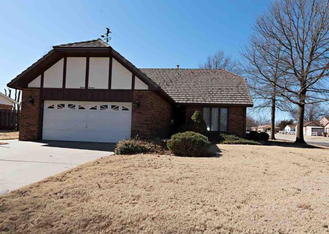 1519 N Spruce, Kingman, KS 67068 (MLS #548018) :: Better Homes and Gardens Real Estate Alliance