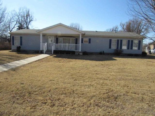 309 S Park, Stafford, KS 67578 (MLS #548025) :: Wichita Real Estate Connection
