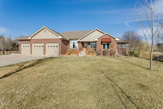 15326 W Hendryx Ct, Goddard, KS 67052 (MLS #548050) :: Better Homes and Gardens Real Estate Alliance
