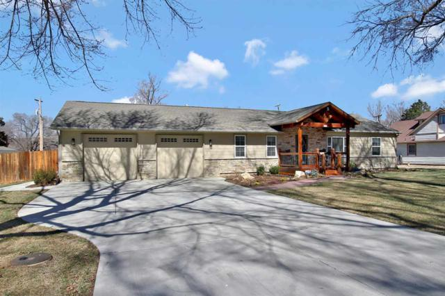 520 E Emery, Mulvane, KS 67110 (MLS #548053) :: Wichita Real Estate Connection