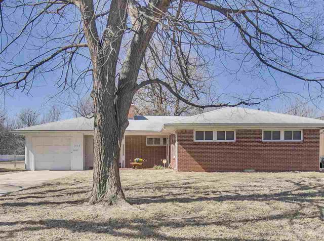 1453 N High St, Wichita, KS 67203 (MLS #548070) :: Select Homes - Team Real Estate