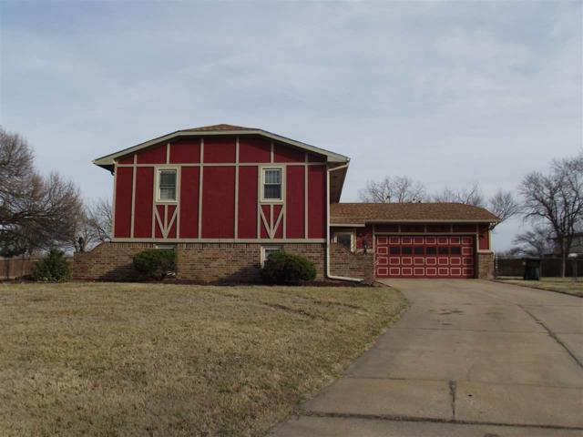 3658 S Hoover Ct, Wichita, KS 67215 (MLS #548095) :: Better Homes and Gardens Real Estate Alliance