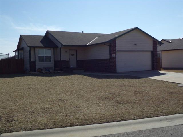 407 E Hickory Ct, Mulvane, KS 67110 (MLS #548109) :: Select Homes - Team Real Estate