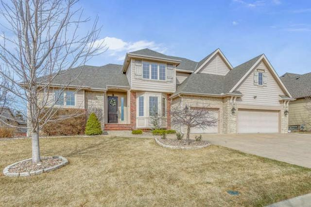 13508 E Boxthorn St, Wichita, KS 67228 (MLS #548125) :: On The Move