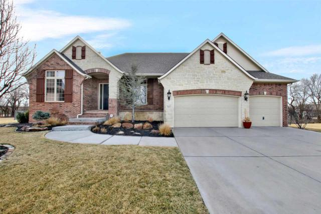 1001 E Rosemont Ct, Andover, KS 67002 (MLS #548127) :: Select Homes - Team Real Estate