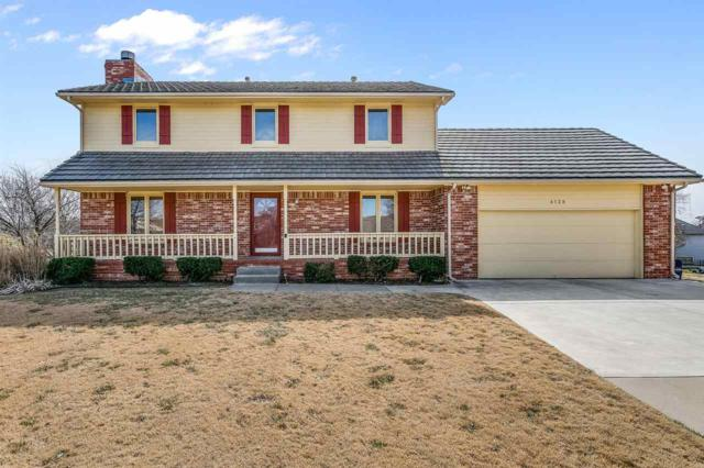 4128 N Jasmine Ct, Wichita, KS 67226 (MLS #548159) :: On The Move