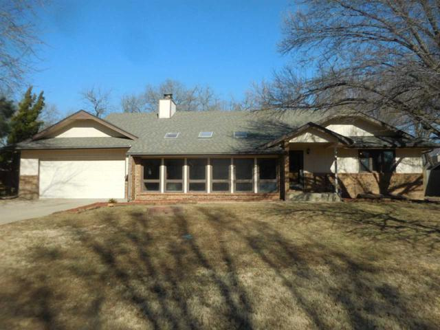 1418 E Cresthill Rd, Derby, KS 67037 (MLS #548171) :: Select Homes - Team Real Estate
