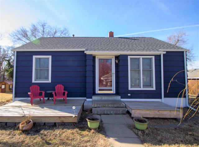 721 SE 5th St, Newton, KS 67114 (MLS #548173) :: Select Homes - Team Real Estate