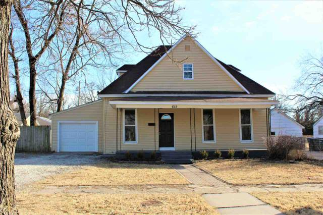 619 E 8th St, Newton, KS 67114 (MLS #548197) :: Select Homes - Team Real Estate