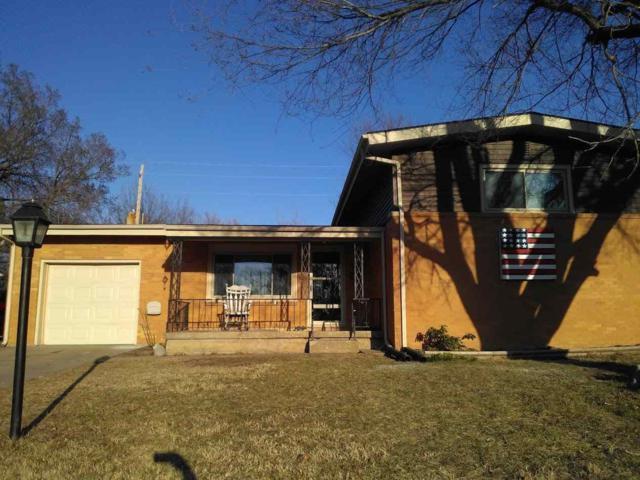 1808 N Washington Ln, Augusta, KS 67010 (MLS #548202) :: Select Homes - Team Real Estate