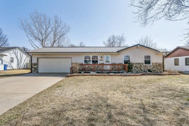 821 E 2nd, Douglass, KS 67039 (MLS #548204) :: On The Move