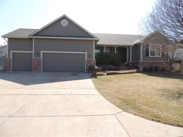 2028 N Ruger Cir, Andover, KS 67002 (MLS #548220) :: Select Homes - Team Real Estate