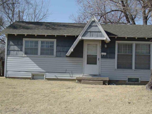 2511 S Exchange Pl, Wichita, KS 67217 (MLS #548223) :: Select Homes - Team Real Estate
