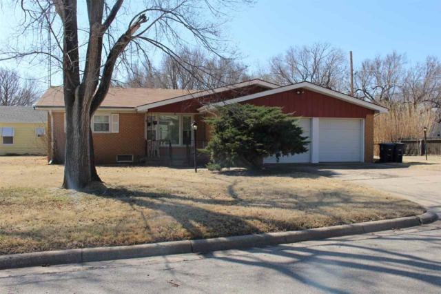 1101 S Emporia St., El Dorado, KS 67042 (MLS #548236) :: Select Homes - Team Real Estate