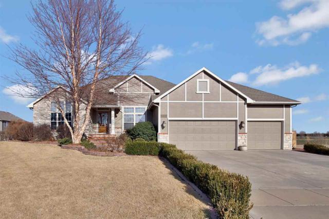 514 W Cherry Oaks, Cheney, KS 67025 (MLS #548237) :: Select Homes - Team Real Estate