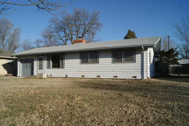 1208 E 31st St S, Wichita, KS 67216 (MLS #548246) :: On The Move