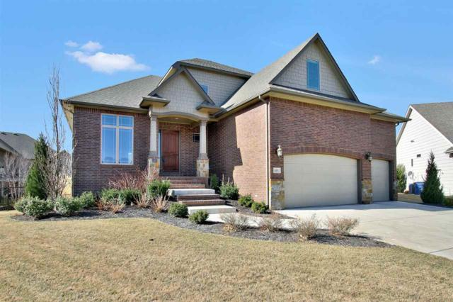 601 N Lakecrest Cir, Andover, KS 67002 (MLS #548259) :: On The Move