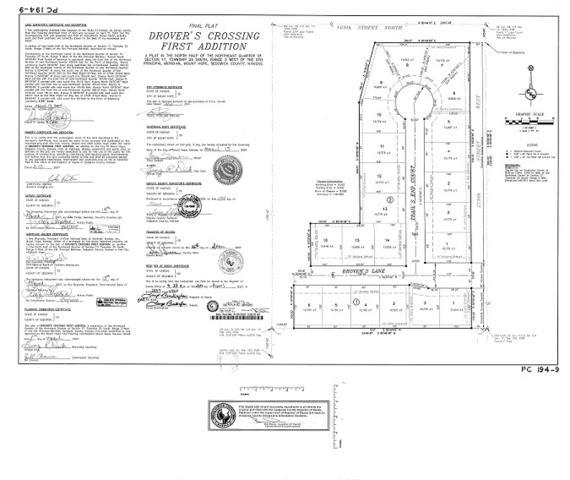 00000 N Trails End Ct Lot 2 Block 9 -, Mount Hope, KS 67108 (MLS #548266) :: Select Homes - Team Real Estate