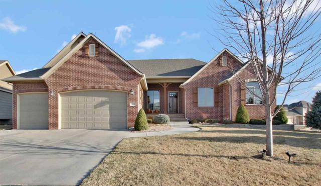 1022 E Rosemont Ct, Andover, KS 67002 (MLS #548271) :: Select Homes - Team Real Estate