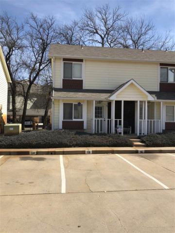 4800 W 13TH ST N #116, Wichita, KS 67212 (MLS #548273) :: ClickOnHomes | Keller Williams Signature Partners