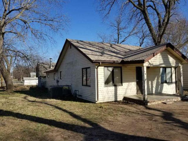 1228 N 15TH ST, Arkansas City, KS 67005 (MLS #548275) :: Wichita Real Estate Connection