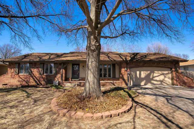 1012 E Hackberry Rd, Derby, KS 67037 (MLS #548289) :: Select Homes - Team Real Estate