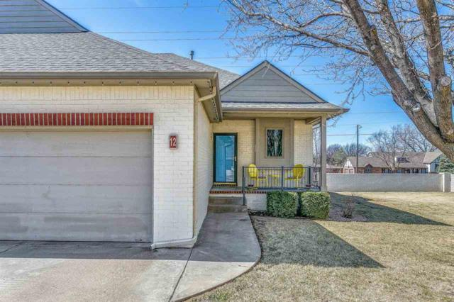 1770 Country Club Rd #12 #12, El Dorado, KS 67042 (MLS #548292) :: Better Homes and Gardens Real Estate Alliance