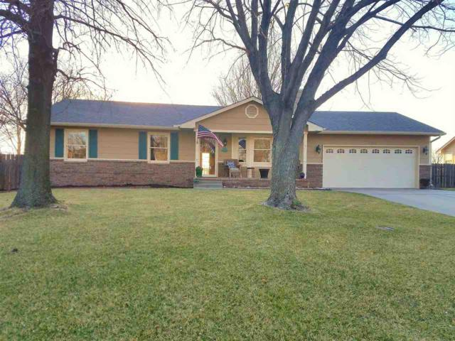 1105 Mccaskey Dr, Rose Hill, KS 67133 (MLS #548305) :: Select Homes - Team Real Estate