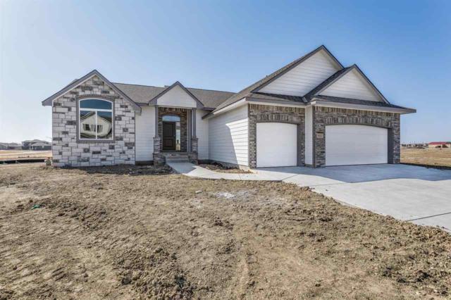 1021 W Ledgestone, Andover, KS 67002 (MLS #548324) :: Select Homes - Team Real Estate