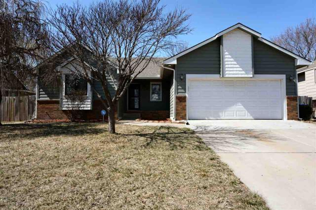 2309 N Woodlawn Blvd, Derby, KS 67037 (MLS #548330) :: Select Homes - Team Real Estate