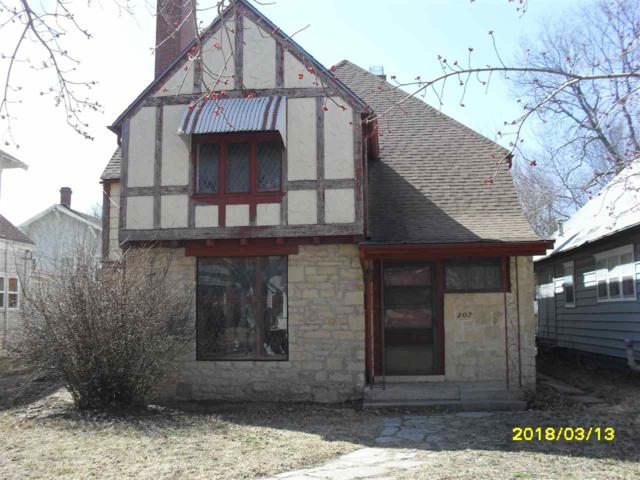 207 N 2nd, Arkansas City, KS 67005 (MLS #548334) :: Select Homes - Team Real Estate