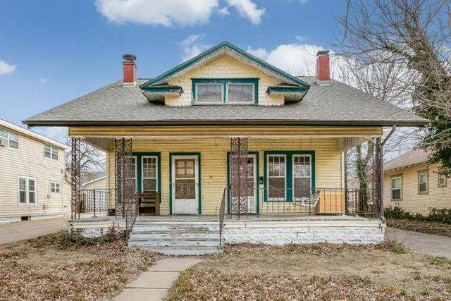 830 N Porter, Wichita, KS 67203 (MLS #548350) :: Select Homes - Team Real Estate