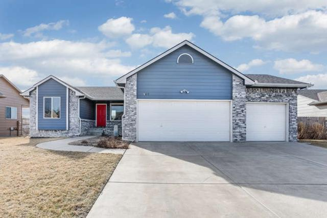 3107 N Emerson St, Derby, KS 67037 (MLS #548353) :: Select Homes - Team Real Estate