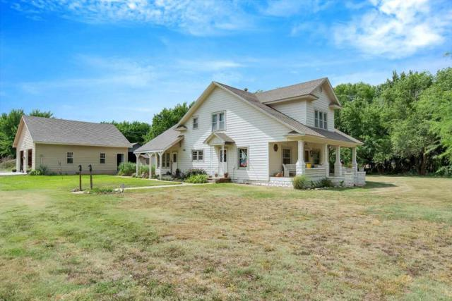 13919 S Willison Rd, Haven, KS 67543 (MLS #548366) :: On The Move