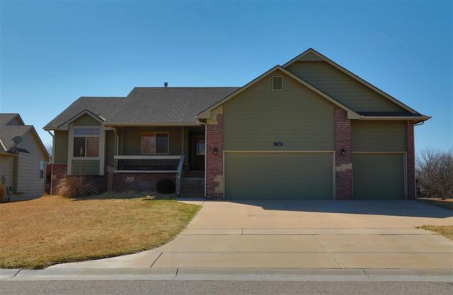 1540 W Haney South Ct, Andover, KS 67002 (MLS #548380) :: Select Homes - Team Real Estate