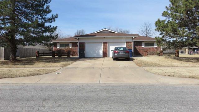 1721-1723 N Westfield, Wichita, KS 67212 (MLS #548389) :: Glaves Realty