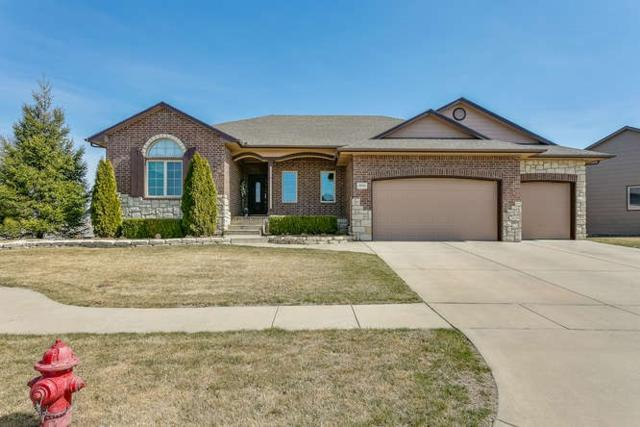 1056 N Beau Jardin St, Derby, KS 67037 (MLS #548394) :: Select Homes - Team Real Estate