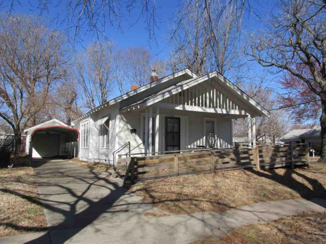 925 N C Street, Arkansas City, KS 67005 (MLS #548407) :: Select Homes - Team Real Estate