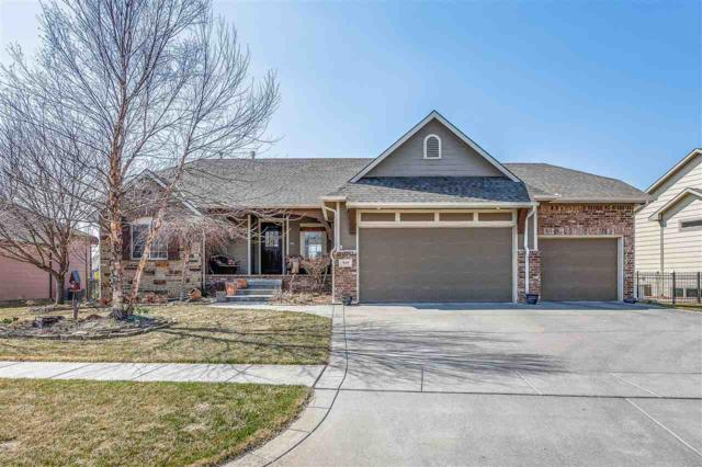 919 N Beau Jardin St, Derby, KS 67037 (MLS #548414) :: Select Homes - Team Real Estate