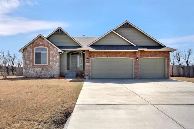 1137 E Bearhill Cir, Park City, KS 67147 (MLS #548417) :: Better Homes and Gardens Real Estate Alliance