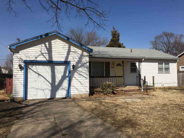1610 W Lotus St, Wichita, KS 67213 (MLS #548432) :: Select Homes - Team Real Estate