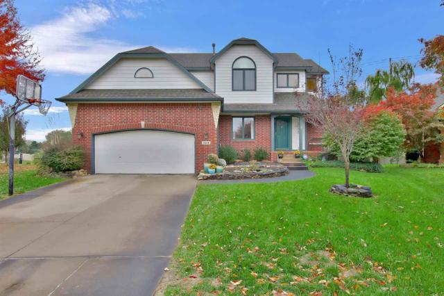 3018 N Forest Lakes Ct, Wichita, KS 67205 (MLS #548433) :: On The Move