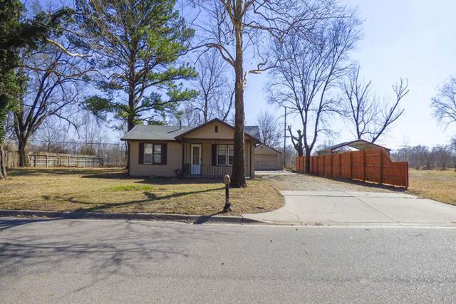 601 W 51st St S, Wichita, KS 67217 (MLS #548438) :: Select Homes - Team Real Estate