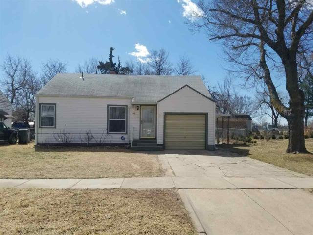 703 W Kinkaid St, Wichita, KS 67213 (MLS #548439) :: Select Homes - Team Real Estate