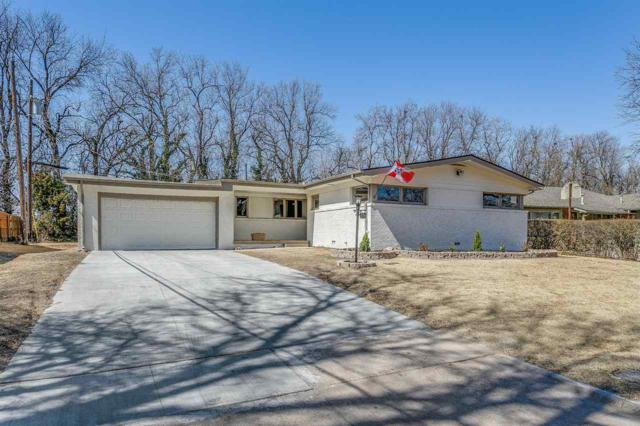 1917 N Edgemoor St, Wichita, KS 67208 (MLS #548441) :: Select Homes - Team Real Estate