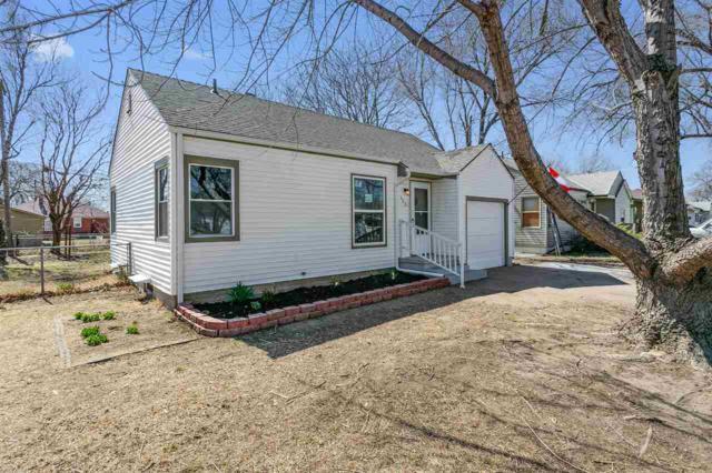 609 W Kinkaid St, Wichita, KS 67213 (MLS #548442) :: Select Homes - Team Real Estate