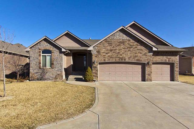 15910 E Majestic, Wichita, KS 67230 (MLS #548465) :: On The Move
